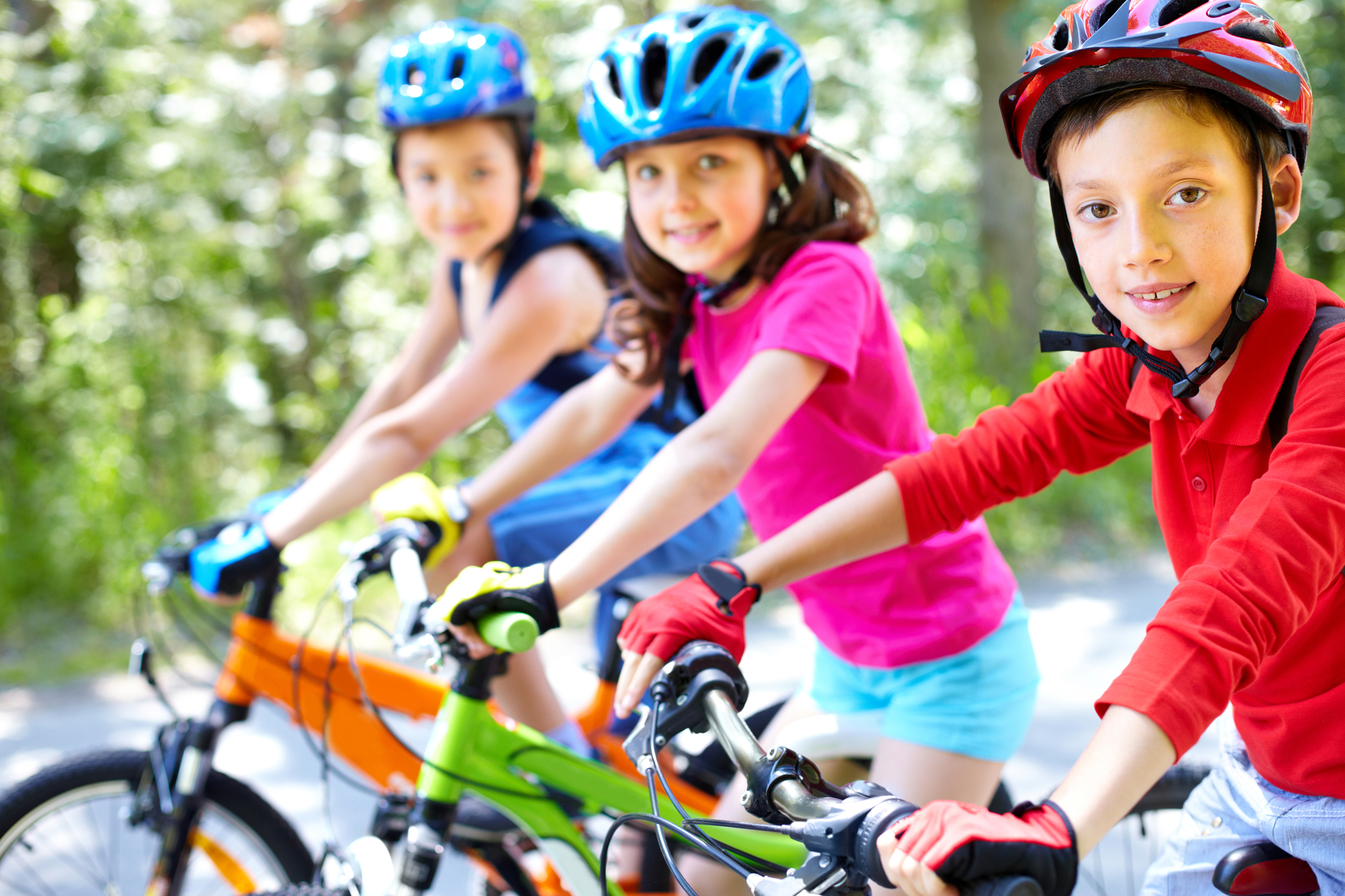 Canyon View Pediatrics Bike Safety